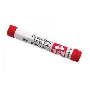 Daniel Smith Extra Fine™ Watercolor Stick 12ml Pyrrol Red; Color: Red/Pink; Format: Stick; Size: 12 ml; Type: Watercolor; (model 284670045), price per each