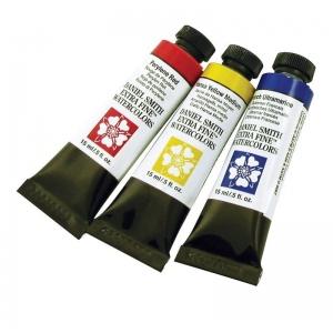Daniel Smith Extra Fine™ Watercolor Primary Edition 3-Color Set; Type: Watercolor; (model 285250066), price per each