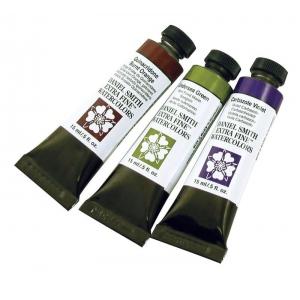 Daniel Smith Extra Fine™ Watercolor Secondary Edition 3-Color Set; Type: Watercolor; (model 285250077), price per each
