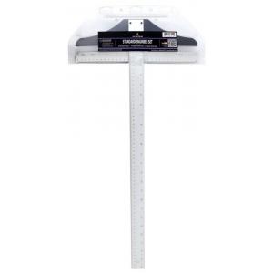 Alumicolor™ Engineer Drawing Tool Set: White/Ivory, Aluminum, Multi, Drawing and Geometry Set, (model 3725-1), price per set