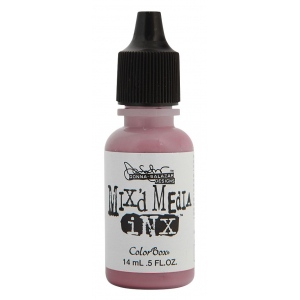 ColorBox® Mix'd Media Inx™ Schoolhouse Pigment Ink Refill; Color: Red/Pink; Format: Bottle; Ink Type: Pigment; Refill: Yes; (model CS37110), price per each