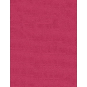 "My Colors Canvas 80 lb. Textured Cardstock Pimento 8.5 x 11: Red/Pink, Sheet, 25 Sheets, 8 1/2"" x 11"", Canvas, 80 lb, (model E051114), price per 25 Sheets"