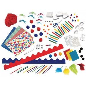 Creativity for Kids® Creativity Can® The BIG Can: 4+, Creativity Kit, (model FC3901), price per each