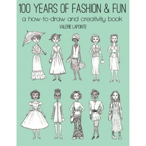 General's® 100 Years of Fashion & Fun Book; Format: Book; Type: Fashion; (model G899B1), price per each