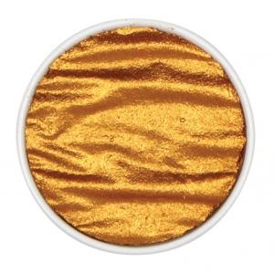 Finetec Artist Mica Watercolor Pan Refill - Inca Gold: Metallic, Pan, Refill, Watercolor, (model M620), price per each