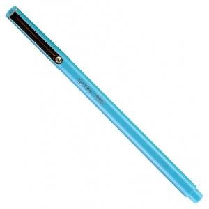 Marvy® Uchida LePen® Fineline Marker Fluorescent Blue; Color: Blue; Ink Type: Dye-Based; Tip Type: Fine Nib; (model MR4300-F3), price per each