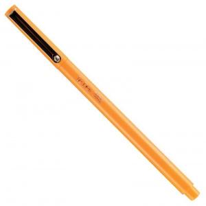 Marvy® Uchida LePen® Fineline Marker Fluorescent Orange; Color: Orange; Ink Type: Dye-Based; Tip Type: Fine Nib; (model MR4300-F7), price per each