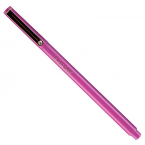 Marvy® Uchida LePen® Fineline Marker Fluorescent Violet: Purple, Dye-Based, Fine Nib, (model MR4300-F8), price per each