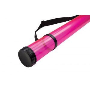"Alvin® Ice Tubes ; Color: Red/Pink; Diameter: 2 3/4""; Length: 43""; Material: PVC; Size: 2 3/4"" x 43""; (model MT43-PK), price per each"