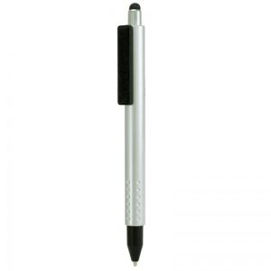 Monteverde® One Touch™ Screencleaner Ballpoint/Stylus Pen 2-Pack: Ballpoint, (model MV73713), price per pack