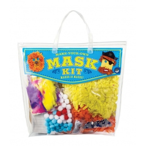 Mindware® Make Your Own Mask: Children's Art Kit, (model MW44157), price per set