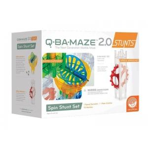Mindware® Q-BA-MAZE™ 2.0 Spin Stunt Set; Type: Marble; (model MW62067), price per set