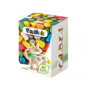 PlayMais® All Natural Modeling Blocks - Cow; Material: Foam; Type: Modeling; (model PM160038), price per set