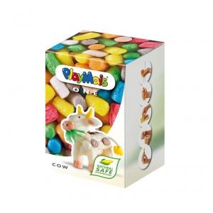 PlayMais® All Natural Modeling Blocks - Cow: Foam, Modeling, (model PM160038), price per set