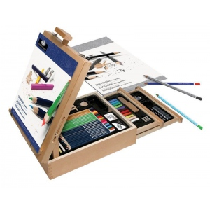 Royal & Langnickel® Sketching & Drawing Arist Set: Art Kit, (model REA6250), price per set