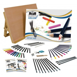 Royal & Langnickel® Learn To™ Sketch & Draw Set: Art Kit, (model RSET-LT102), price per set