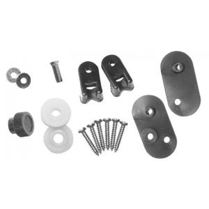 Alvin® Straightedge Hardware Kit: Straightedge, (model SH15), price per set