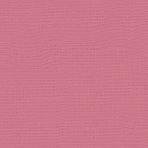 "My Colors Canvas 80 lb. Textured Cardstock Coral Rose 12 x 12: Pink/Red, Sheet, 25 Sheets, 12"" x 12"", Canvas, 80 lb, (model T051112), price per 25 Sheets"