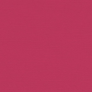 "My Colors Canvas 80 lb. Textured Cardstock Pimento 12 x 12; Color: Pink/Red; Format: Sheet; Quantity: 25 Sheets; Size: 12"" x 12""; Texture: Canvas; Weight: 80 lb; (model T051114), price per 25 Sheets"