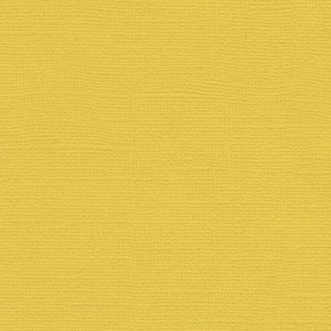"My Colors Canvas 80 lb. Textured Cardstock Banana Pepper 12 x 12: Yellow, Sheet, 25 Sheets, 12"" x 12"", Canvas, 80 lb, (model T054414), price per 25 Sheets"