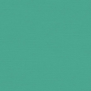 "My Colors Canvas 80 lb. Textured Cardstock Seafoam 12 x 12; Color: Green; Format: Sheet; Quantity: 25 Sheets; Size: 12"" x 12""; Texture: Canvas; Weight: 80 lb; (model T055525), price per 25 Sheets"