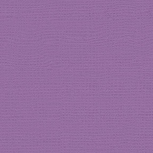 "My Colors Canvas 80 lb. Textured Cardstock Wildflower 12 x 12: Purple, Sheet, 25 Sheets, 12"" x 12"", Canvas, 80 lb, (model T056609), price per 25 Sheets"