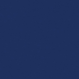 "My Colors Canvas 80 lb. Textured Cardstock Deep Indigo 12 x 12; Color: Blue; Format: Sheet; Quantity: 25 Sheets; Size: 12"" x 12""; Texture: Canvas; Weight: 80 lb; (model T057733), price per 25 Sheets"