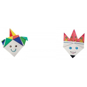 Tuttle Origami Fun For Kids Kit; Type: Origami; (model T846080), price per kit