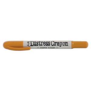 Ranger - Tim Holtz - Distress - Crayons - Open Stock - Rusty Hinge