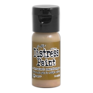 Ranger - Tim Holtz - Distress Paint Flip Cap - Brushed Corduroy 1 oz
