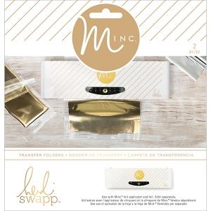 American Crafts - Heidi Swapp - Minc - Foil Transfer Folders 2 Pack 6x6
