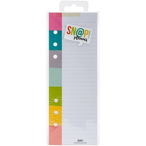 Simple Stories - Carpe Diem - Bookmark Tablet 24 Pack