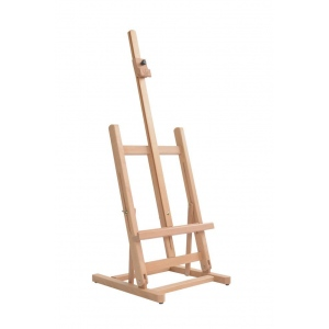 Cappelletto H-Frame Adjustable Tabletop Easel: Wood, Tabletop, (model CCT5), price per each