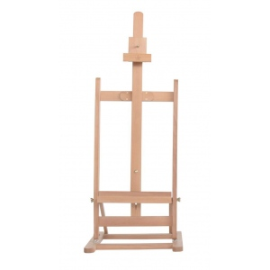 Cappelletto Large H-Frame Tabletop Easel: Wood, Artist, (model CCT7), price per each