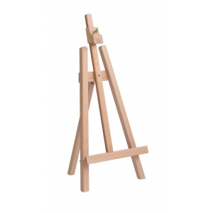 Cappelletto Lyre Tabletop Easel: Wood, Tabletop, (model CCT8), price per each