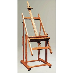 Weber Monster Amalfi Wooden Studio Easel: Model # 92-3010