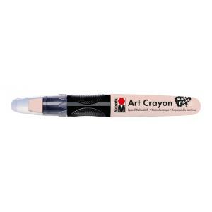 Marabu Art Crayon Flesh: White/Ivory, Stick, Watercolor, (model M01409003029), price per each