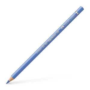 Faber-Castell Polychromos Artist Color Pencil: Light Ultramarin