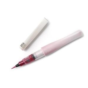 Zig®  Wink of Stella Glitter Brush Ink Pink: Red/Pink, Pigment, Brush Nib, Brush Pen, (model MS-55-025), price per each