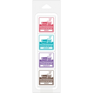 Lawn Fawn - Lawn Fawndamentals - Candy Store Ink Cube Pack