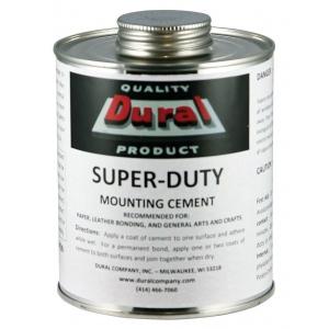 Dural Super-Duty Mounting Cement 32oz: 32 oz, (model SDMC32), price per each