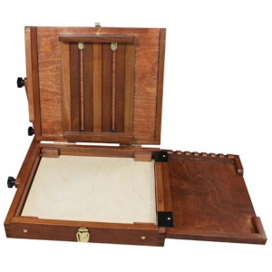 Sienna Large Pochade Box