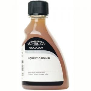 Winsor & Newton™ Liquin™ Original Medium 1 Liter Canadian Labeling: 1 ltr, Oil Alkyd, (model 2753751), price per each