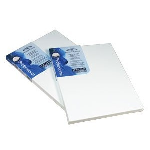 "Winsor & Newton™ Artists' Stretched Canvas Cotton 8"" x 16"": 8"" x 16"", 13/16"", Stretched, (model 6005340), price per each"