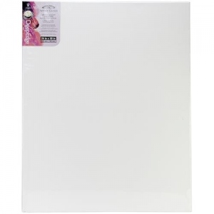 "Winsor & Newton Artists' Deep Edge Stretched Cotton Canvas: 24"" x 30"""