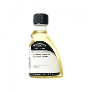 Winsor & Newton™ Dammar Varnish 250ml: 250 ml, Varnish, (model 3239741), price per each