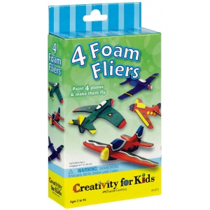 Creativity for Kids® Foam Fliers Mini Kit; Type: Activity Kit; (model FC1473), price per set