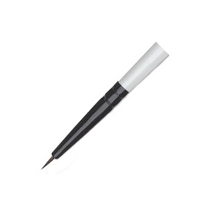 Daler-Rowney Simply Simmons Synthetic Acrylic/Multimedia Brush Spotter 10/0: Short Handle, Bristle, Spotter, Acrylic, Multimedia, (model SS255081090), price per each