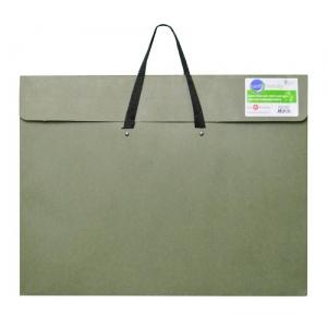 "Star® 20"" x 26"" Earth Friendly Portfolio: Green, 2"", Recycled Fiberboard, 20"" x 26"", (model G320H), price per each"