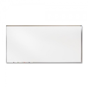 Ghent® Proma® Projection Surface/Porcelain Markerboard 4' x 8'; Size: 4' x 8'; Type: Dry Erase; (model PRM1-48-4), price per each